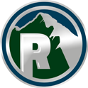 Rainier Truck and Chassis Logo Emblem