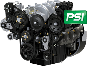 PSI 8.8L V8 Gasoline Engines